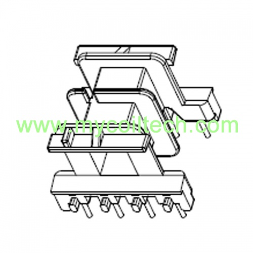 Double Slots EF20 Electronic Transformer