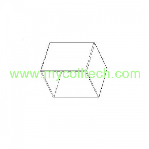 Case for EI38 coil bobbin